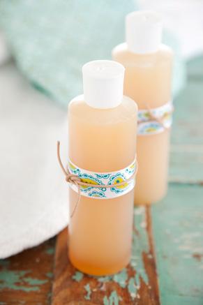 Corrie's Kitchen Spa: Foaming Bath Soap Recipe