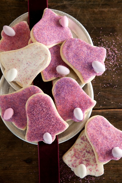 Vanilla Sugar Cookie Recipe