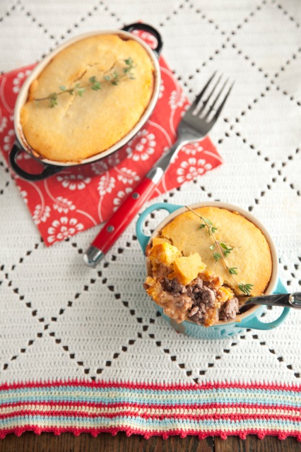 Christmas Shepherd's Pie Recipe
