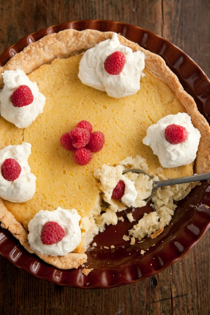 Grits Pie Recipe