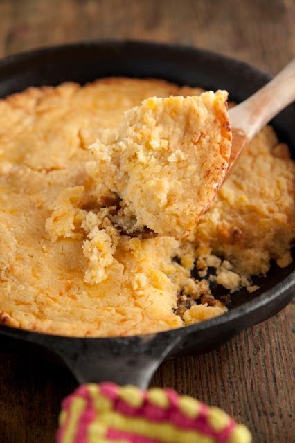 Corny Cornbread Recipe