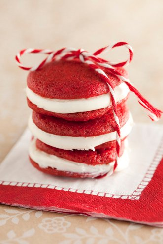 Cousin Johnnie's Red Velvet Whoopie Pie Recipe