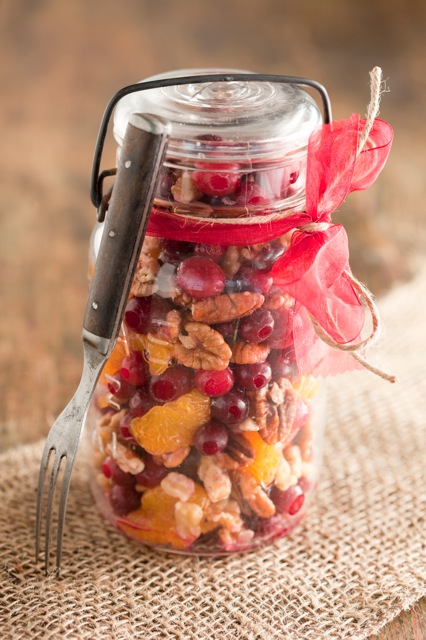 Canned Cranberries Recipe