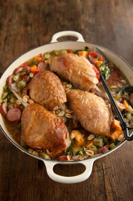 Braised Turkey Shanks Recipe