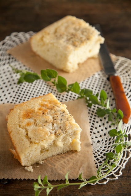 Herb Cornbread Recipe