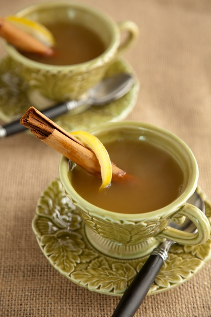 Spiced Lemon Apple Cider Recipe