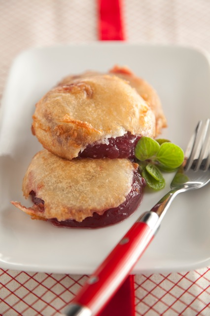 Deep-Fried Cranberry Sauce Fritters Thumbnail