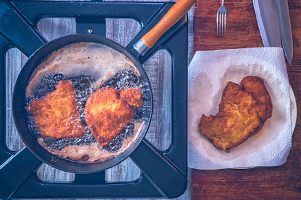 Mama's Fried Pork Chops