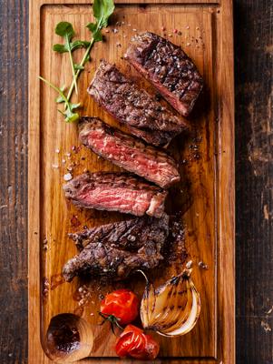 Spiced Mocha Steak Rub Recipe