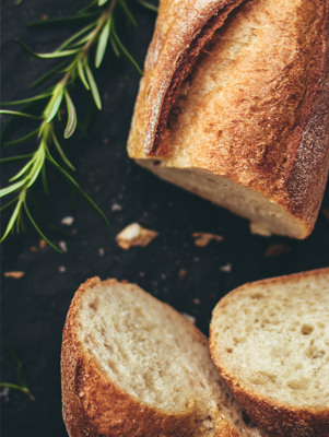 Organic Wheat Baguette Thumbnail
