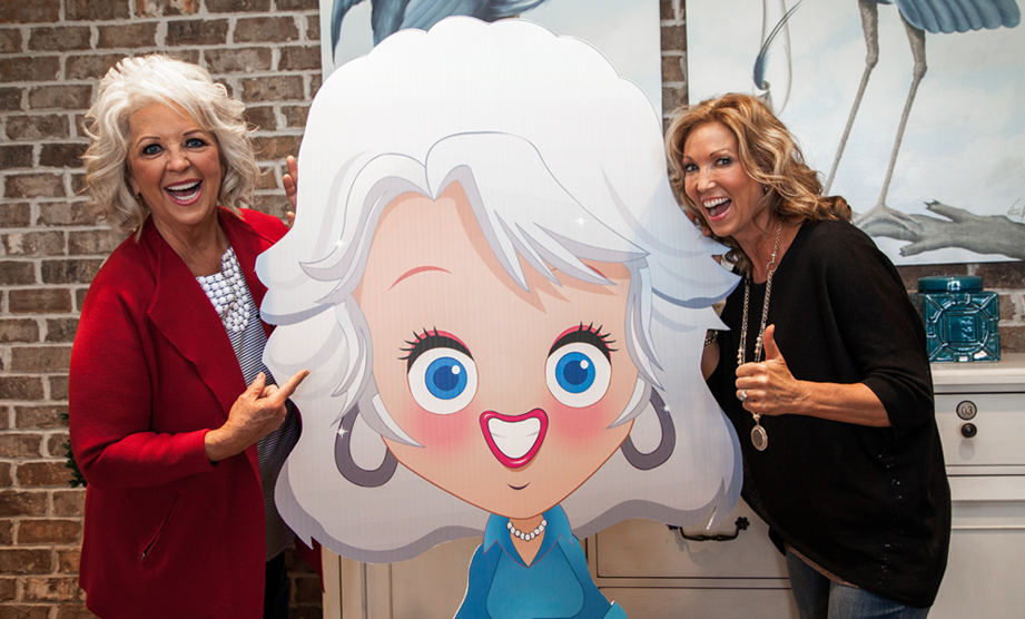 See What's New: Paula Deen's Recipe Quest