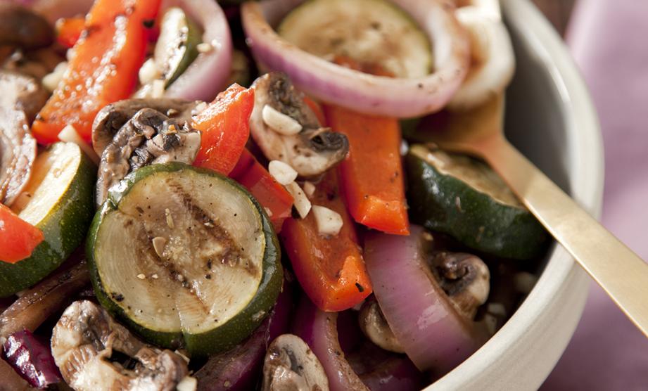 Grilling Seasonal Veggies-Paula's Tips & Tricks