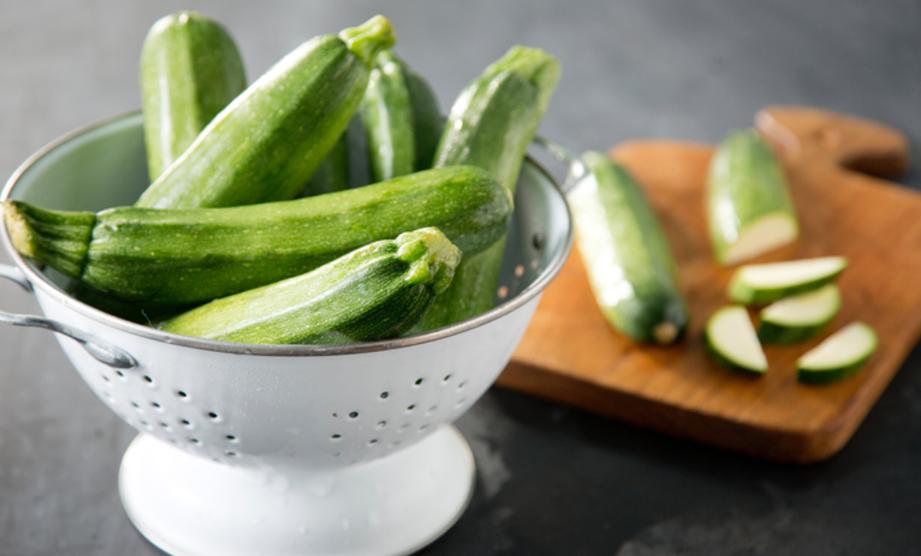 What's in Season: Zucchini