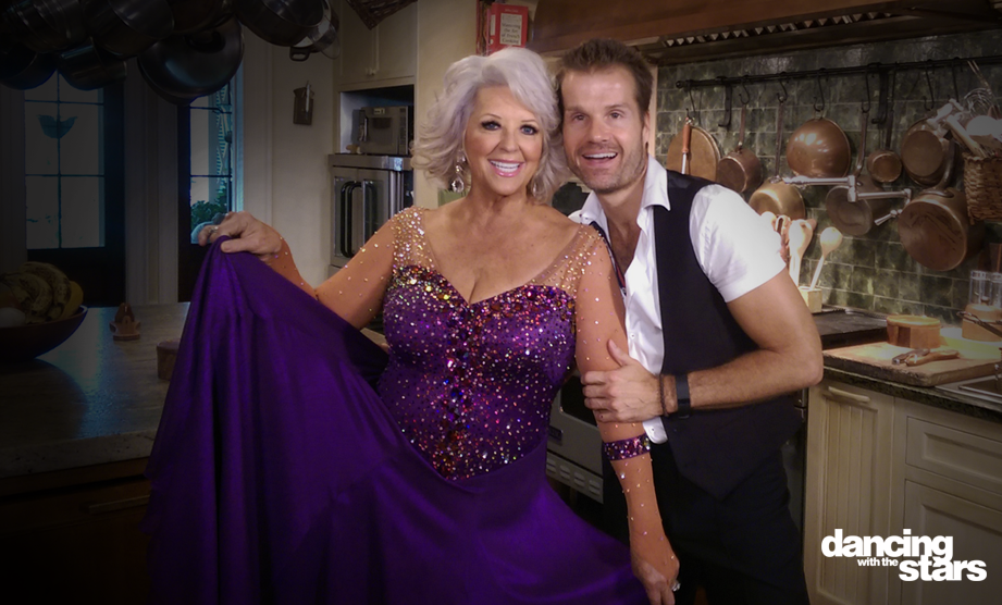 Part 4: Behind the Scenes of Dancing with the Stars with #TeamButtercup