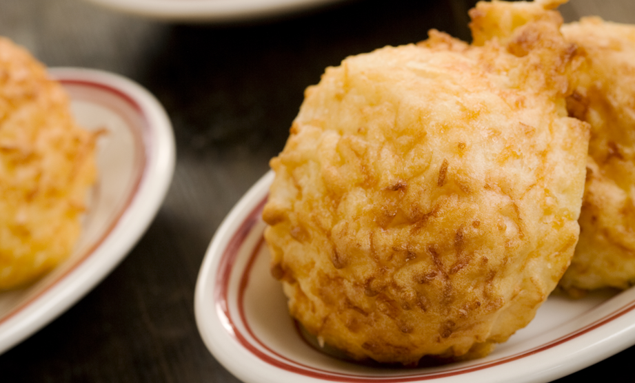 From The Lady & Sons Savannah Country Cookbook: Cheese Biscuits
