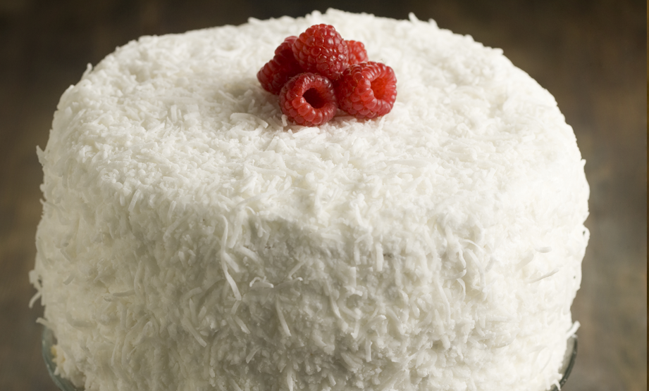From The Lady & Sons Savannah Country Cookbook: Coconut Cake