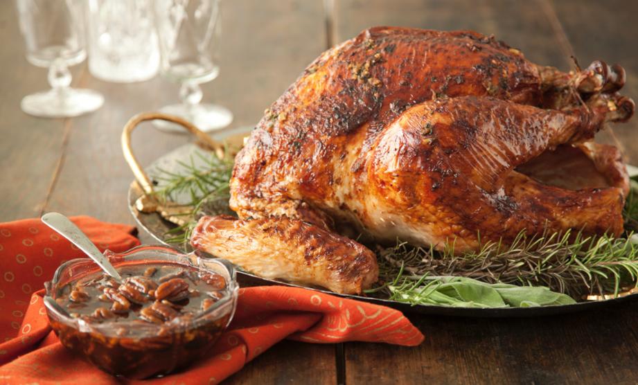 An Unforgettable Thanksgiving Menu