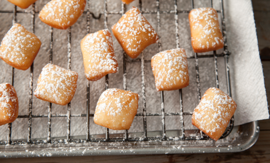 Making Beignets at Home