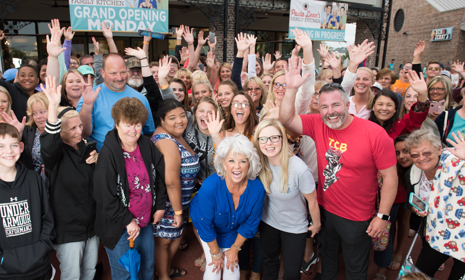 NOW OPEN: Paula Deen's Family Kitchen Myrtle Beach