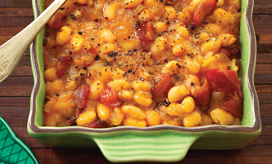 Paula Deen Cuts the Fat, 250 Favorite Recipes All Lightened Up, Exclusive: Baked Beans