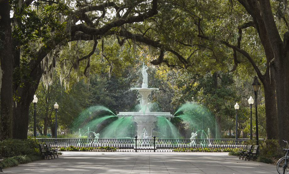 St. Patrick's Day in Savannah Thumbnail