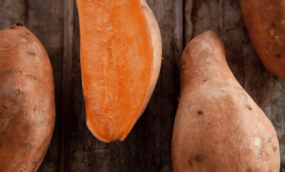 What's in Season: Sweet Potatoes
