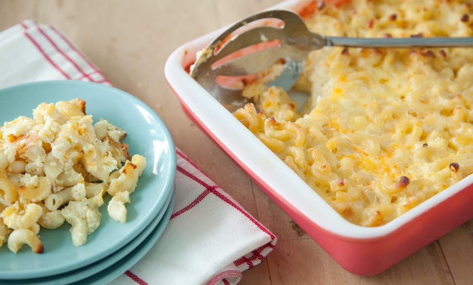 More Mac N' Cheese, Please!