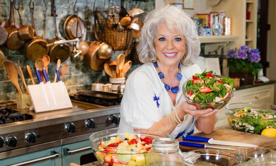 6 Colorful Salad Recipes