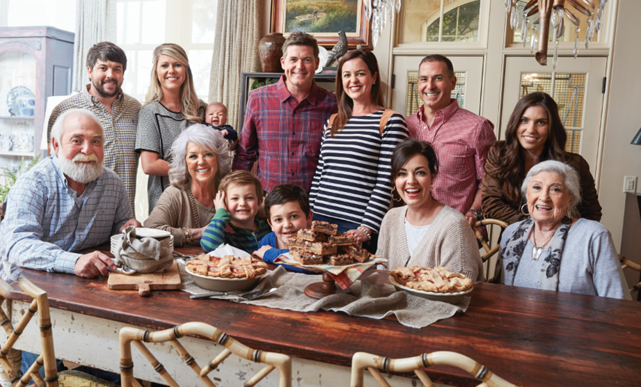 At the Southern Table with Paula Deen: A Sneak Peek