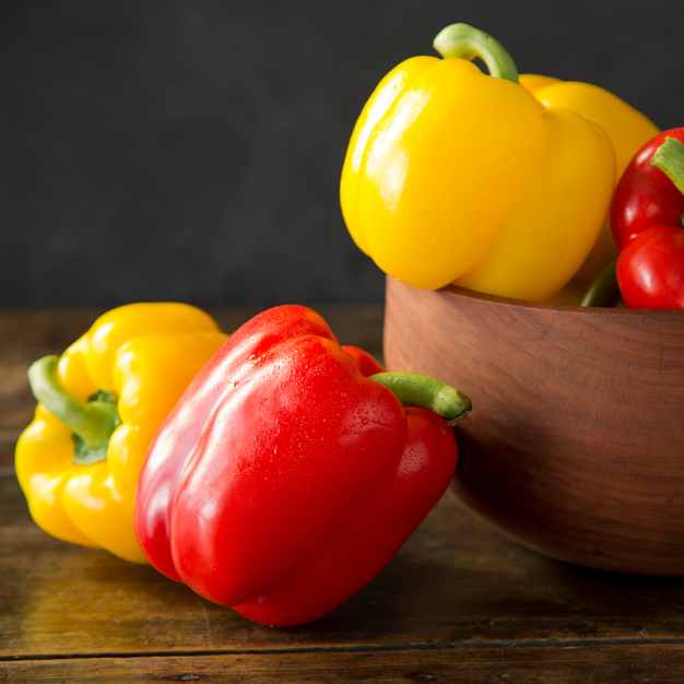 How-To: Roast Peppers Main
