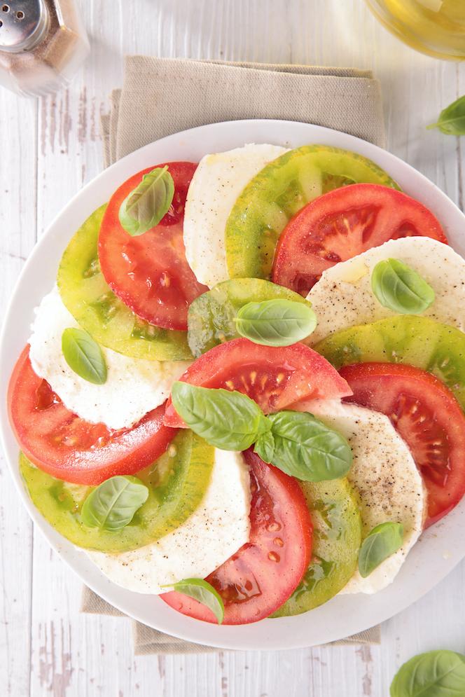 Fresh Summer Tomato Salad