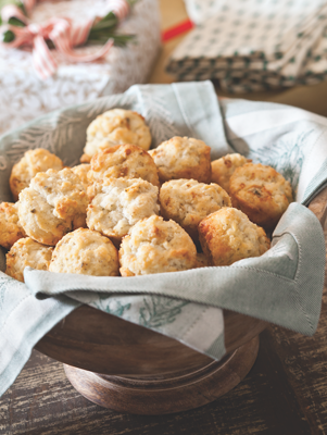Blue Cheese & Sage Muffins