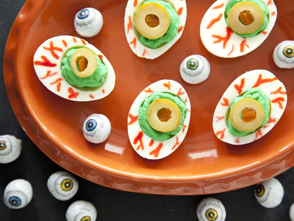 Deviled Eyeballs Recipe