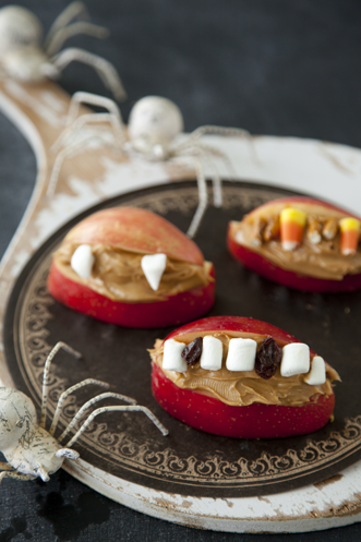 Ghoulish Grins Recipe