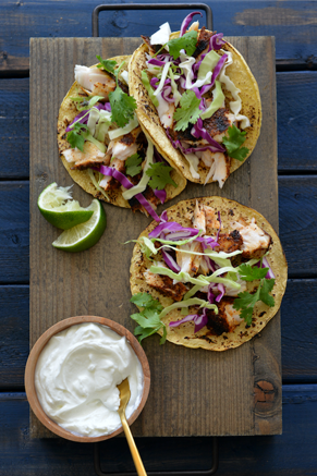 Grilled Fish Tacos Thumbnail