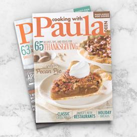 Paula Deen Club Magazine Subscription