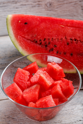 Paula's Easy Watermelon Dessert