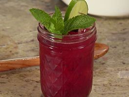 Blueberry Limeade Recipe