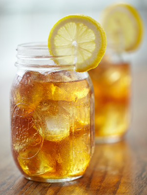 Sweet Lemon Tea