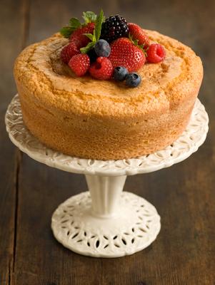 The Perfect Pound Cake