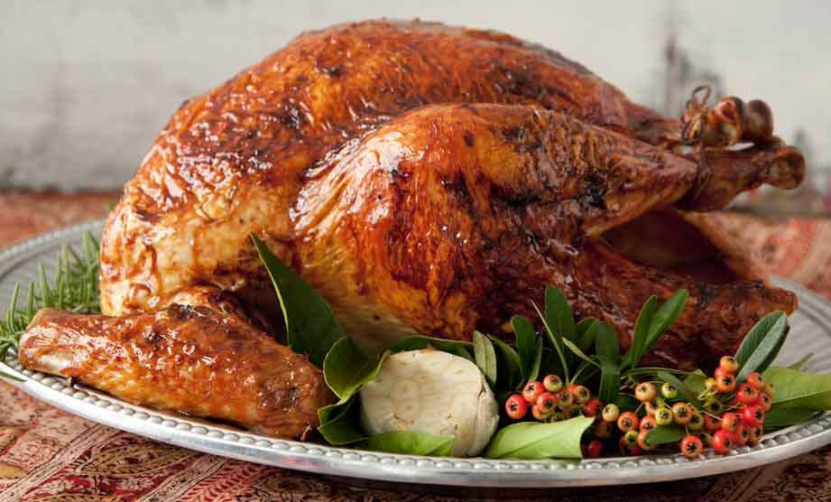 Thanksgiving Turkey 8 Ways