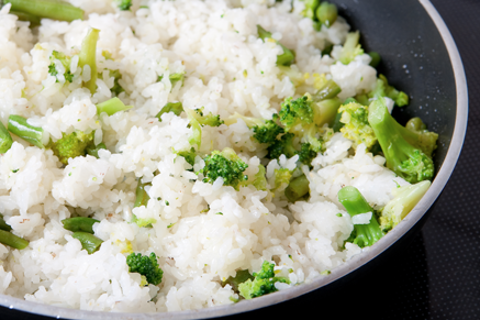 Broccoli and Rice Pilaf Thumbnail