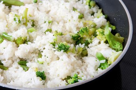 Broccoli and Rice Pilaf Thumbnail