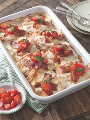 Kentucky Hot Brown Casserole Thumbnail