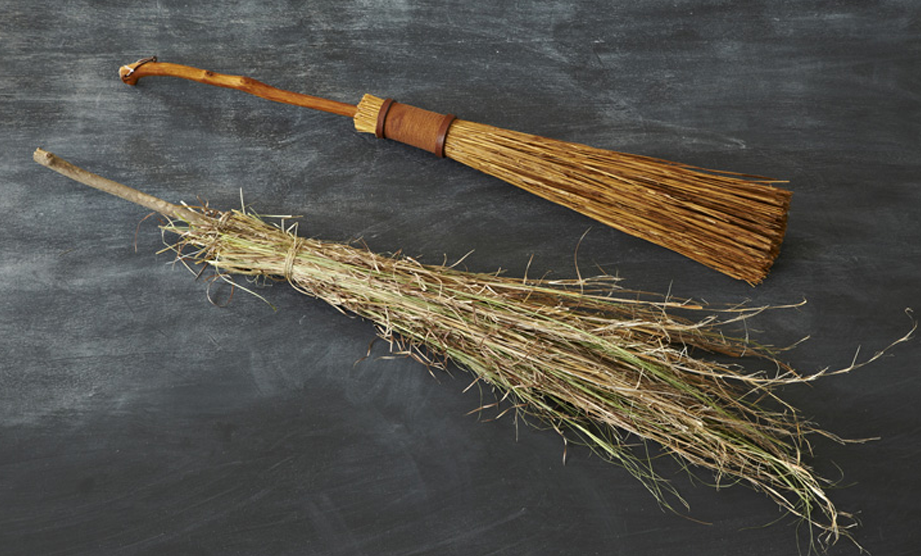 How-To: Halloween Broom Craft