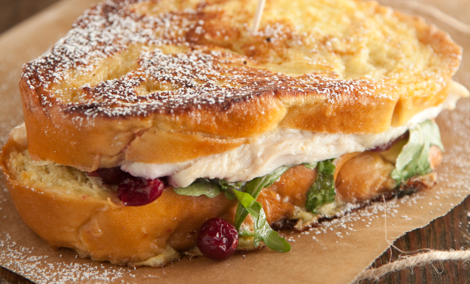 Leftover Do-Over: Thanksgiving Monte Cristo Thumbnail