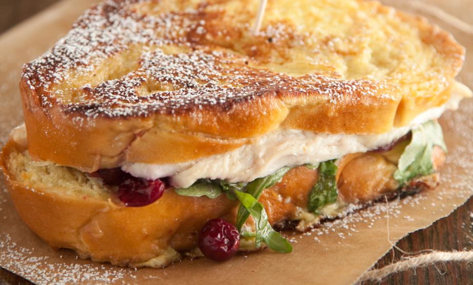 Leftover Do-Over: Thanksgiving Monte Cristo Thumbnail