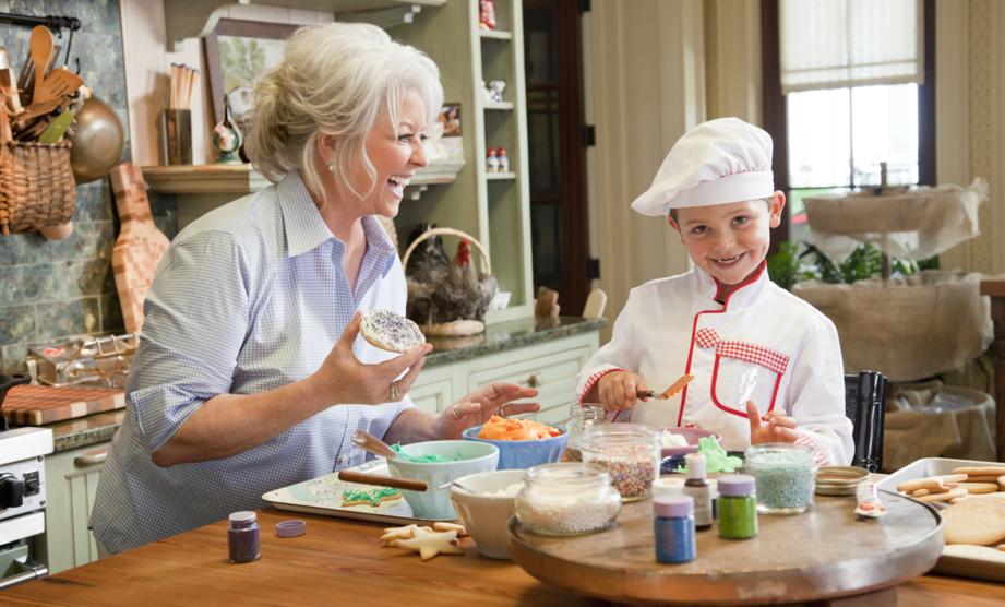 Kitchen Basics for Kids