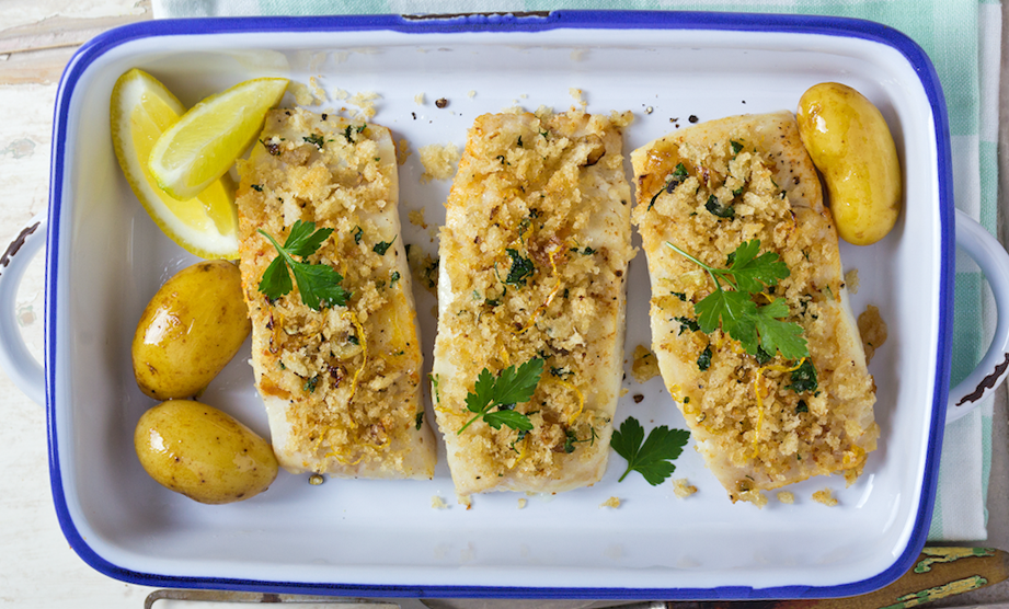 6 Fish Recipes for Lent Thumbnail
