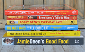 Deen Brothers Cookbooks